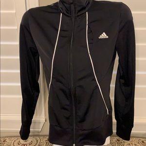 Adidas women's logo jacket